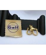 Vintage Donkey and Horseshoe Pin - Gulf Oil pro... - $15.00