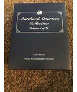 Statehood Quarters Collection Postal Commemorative Society Volume 1 Comp... - $79.20
