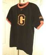 Nike Mlb San Francisco Giants Baseball  Sports  Shirt Adult Sz L   - $48.51