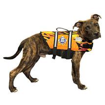 Racing Flames Doggy Life Jacket - $24.95+