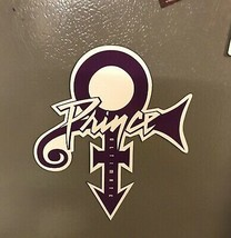 RARE PRINCE Ultimate FRIG MAGNET & 12x12 promo Poster/Flat (2006 WB) EXC... - $21.33