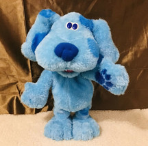 """Fisher-Price 15"""" Blues Clues Sing and Boogie Interactive Toy (2003) - $57.42"""