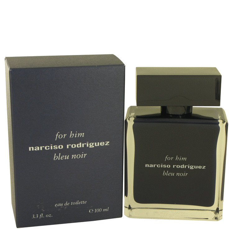 Primary image for Bleu Noir by Narciso Rodriguez Eau De Parfum 3.3 oz, Men