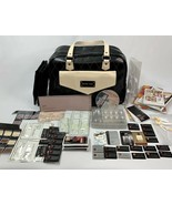 Mary Kay Consultant Deluxe Bag with Removable Organizer and Large Sample... - $56.42