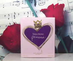 Vera Wang Princess Edt Spray 3.4 Fl. Oz. Nwb - $54.99