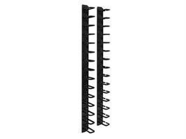 Tripp Lite Rack Enclosure Cabinet 6ft Horizontal Cable Ring Flexible 6 - $170.95