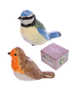 Salt and Pepper Shakers Set, Colorful Birds Spice Dish Set for Kitchen &... - $13.52