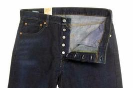 NEW LEVI'S STRAUSS 501 MEN'S ORIGINAL STRAIGHT LEG LODGE POLE JEAN PANT 501-1854 image 5