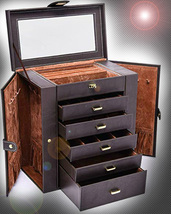 HAUNTED LARGE CABINET SUMMON BIND & TRANSFER ALIGN EXTREME MAGICK 7 SCHOLARS - $397.77