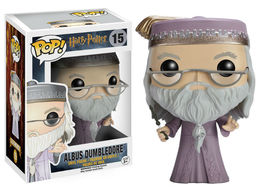 Harry Potter: Albus Dumbledore w/ Wand Funko POP Vinyl Figure *NEW* - $24.99