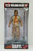 "McFarlane The Walking Dead Savior Prisoner Daryl  7"" Action Figure - $14.03"