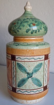 Horchow Medici Large Canister  Made In Italy - $150.47
