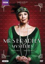 Mrs Bradley Mysteries: The Complete Series [DVD Set New] BBC TV Show - $35.55