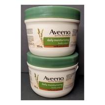 (2) Aveeno Naturals Daily Moisturizing Body Yogurt Vanilla Oats Lotion 6.5 oz - $36.05