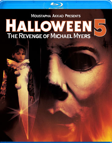 Halloween 5-Revenge Of Michael Myers (Blu-Ray)