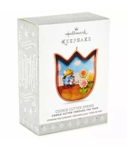 HALLMARK 2017 Ornament New COOKIE CUTTER SPRING 4TH Through The Years Se... - $24.99