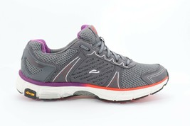 Abeo Rapid Sneakers Running Shoes Charcoal / Mulberry Size US 6 (EPB)4067 - $55.00