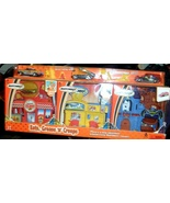 Matchbox - Eats, Grease 'n' Creeps Play set (NEW) - $30.00