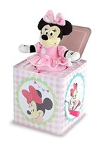 Disney Baby Minnie Mouse Jack-in-the-Box, 6.25 Plays You Are My Sunshine - $23.36