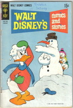 Walt Disney's Comics and Stories Comic Book #341 Gold Key 1969 VERY GOOD+ - $7.14