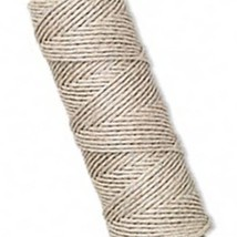 1mm Natural WHITE HEMP CORD 205 ft Cording~Twine~Crafts image 2