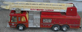 Vintage NYLINT Water Cannon Fire Truck - $93.49