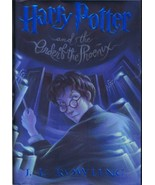 Harry Potter And The Order of the Phoenix J.K. Rowling 2003 1st Edition   - $18.55