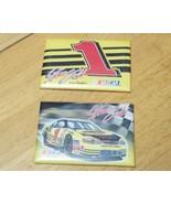 Set of Two 2001 NASCAR #1 Monte Carlo Steve Par... - $2.99