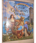 The Treasury of Classis Children's Stories - $14.00
