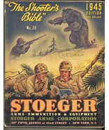 Shooter's Bible No. 36 1945 vintage guns sporting collectibles WW II - $68.00