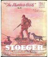 Shooter's Bible No. 38 1947 Burgers cover vintage guns sporting collecti... - $40.00