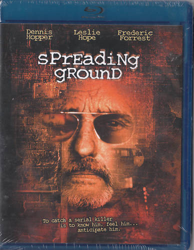 Primary image for SPREADING GROUND- sealed Blu Ray dennis hopper