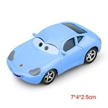 "Disney Pixar Cars 2 ""Sally"" Diecast Vehicle Kids Toys  - $8.45"