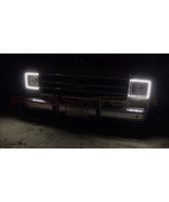 Chevy GM C/K Pickup Truck External Waterproof White Amber Switchback hal... - $197.01