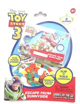 Disney Pixar Toy Story 3 - Games on the Go - Es... - $7.06