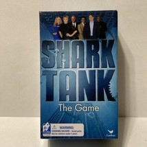 Shark Tank The Game By Cardinal, Based On The Hit TV Show, New Complete - $7.99