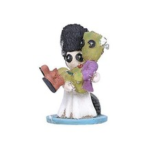Pacific Giftware Bride Carrying Frankie Monsters by Ruben Macias Statues Home De - $26.72