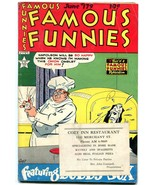 Famous Funnies #179 1949-BUCK ROGERS-SCORCHY SMITH-RARE VG/FN - $50.44