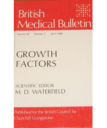 Growth Factors by Michael D. Waterfield and Rob... - $6.99