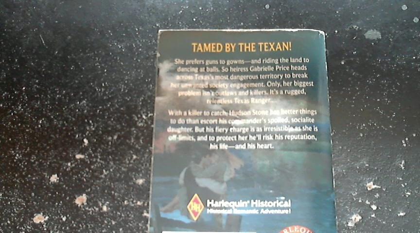 Texas Ranger, Runaway Heiress 927 by Carol Finch (2009, Paperback) image 2