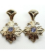 Henri Matisse Sterling Silver 925 Dangle Stud Earrings Free Shipping - $89.99