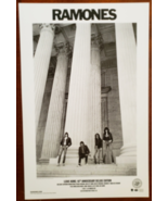 RAMONES Leaving Home 40th Anniversary Promo Record Store Poster, New - $8.95