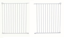 """Carlson 2 Pack 48"""" Extension For  SuperGate/Pet Yard 0028 For 2200PY White - $53.99"""