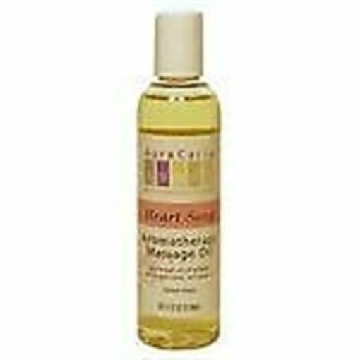 Aura Cacia, Massage Oil Heartsong, 4 Fl Oz - $10.40