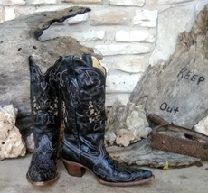 Corral C2 108 cowboy boots womens size 8 m - $215.00