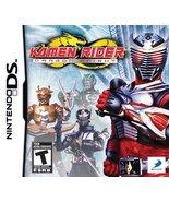 Kamen Rider Dragon Knight - Nintendo DS [video game] - $33.20