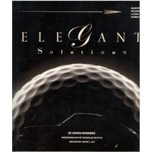 Elegant Solutions [Nov 05, 1989] Edwards, Owen Dudley - $15.32
