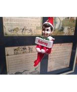 Dept 56 - Elf on the Shelf - Elf named Aubrey Christmas Ornament - $11.77