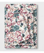 Opalhouse-XL Twin Easy Care Sheet 200 Thread Count Floral Print Cotton - £26.17 GBP