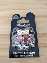 Disney Limited Edition 2017 Fine & Dandy Pin (LTD to 5000) - $79.99